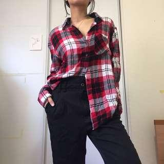 Garage Flannel