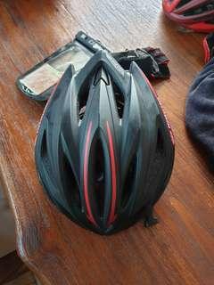 Kabuto Tranfi bicycle helmet (M size)