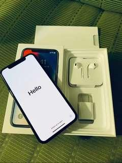 Iphone X 64gb/ Unlocked