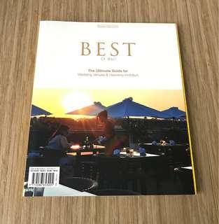 Best of Bali Vol 17 2015 - The Ultimate Guide for Wedding Venues and Heavenly Holidays