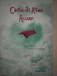 """[Dapat 2] Novel teenlit romance """"Cinta di Atas Awan"""" dan """"Till We Meet Again"""""""