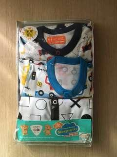 Libby's Sleepsuits Newborn 0-3 Months