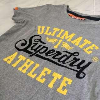SuperDry Ultimate Athlete Cotton Tee