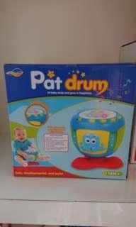 BNIB Pat drum