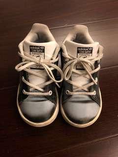 🚚 韓國帶回Adidas STAN SMITH LENTIC l男童鞋100%正版