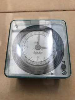 Hager Timer box