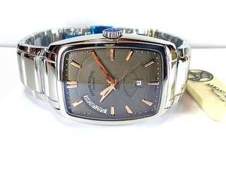 Armand Nicolet 瑞士 艾美達錶 ~ 機械自動 、星期日曆。 最新奢華(第二檔次)十大名錶排名第六位 。全新,牌仔、原庄盒、書仔齊全。 歡迎完美主義者。ref 14645