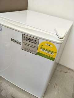 Kuche KBF-48R white bar fridge (47L)