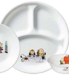 Corelle snoopy plate (middle piece)