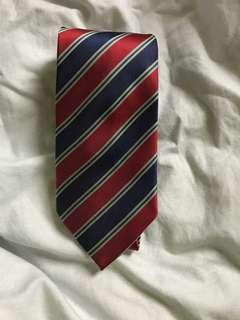 Captain Marvel tie (Shield) 呔/領帶