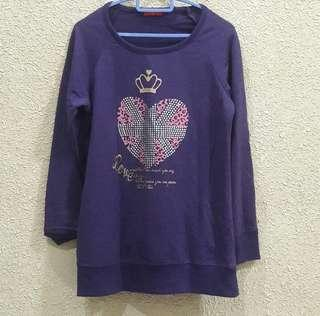 Cheetah Sweatshirt #shero #MAC18 #STB50