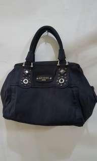 Handbag Guess Blue Preloved