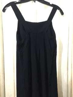 Jumpsuit black CottonOn (FreeOngkir)