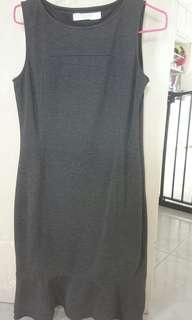 BYSI dark grey dress
