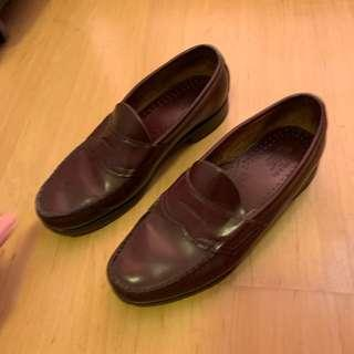 🚚 Bass Penny Loafers (burgundy)