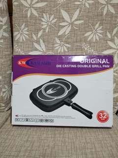 🚚 韓國雙面煎烤盤(全新)