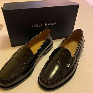 Cole Haan Penny Loafers (black)