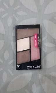 Wet N Wild Eyeshadow New Noveau E359 - Sweet As Candy