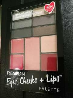 Revlon Eyes, Cheeks and Lips Pallet