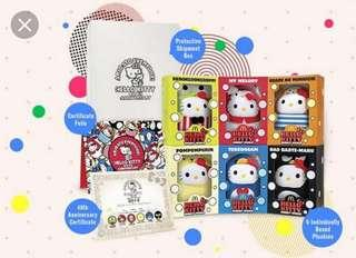 McDonald Hello Kitty 40th anniversary