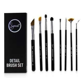 Sigma Beauty Detail Brush Set