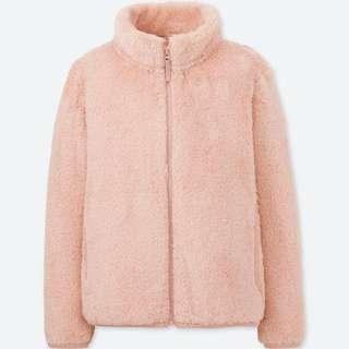 Uniqlo Baby Pink Soft Sweater