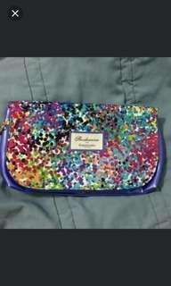 🚚 Elizabeth Arden Floral bag clutch handbag pouch