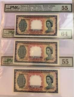 🚚 3 Run Malaya $1