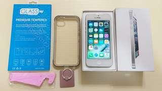 iphone5 16g silver