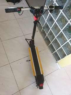 E scooter (urgently to sell)