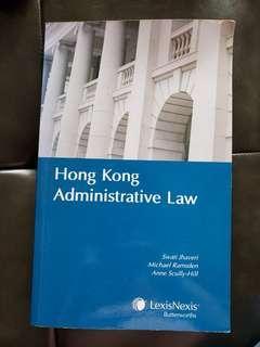 Hong Kong Adminstrative Law