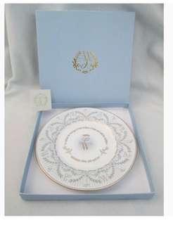 英國Royal Wedding- 凱特 威廉王子大婚 瓷碟