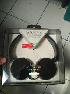 Headphone miniso baru