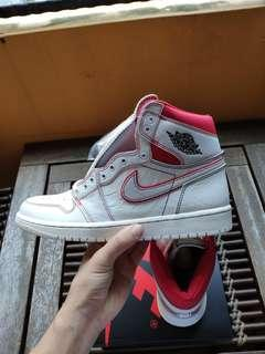 54da071cb72455 Nike Air Jordan 1 Phantom Sail