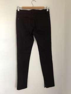Levi Demi curve jeans size 26 black (8) slim leg