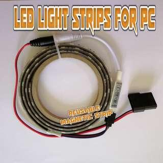LED light strip for PC