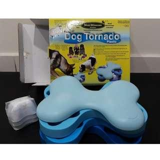 Dog Tornado Treat Puzzle Dog Toy by Nina Ottosson