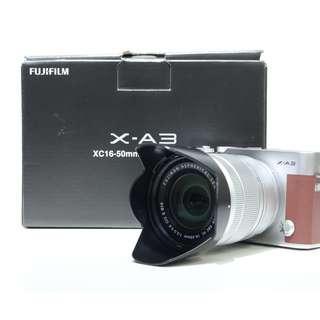 Fujifilm XC X-A3 KIT 16-50MM F3.5-5.6 OIS II