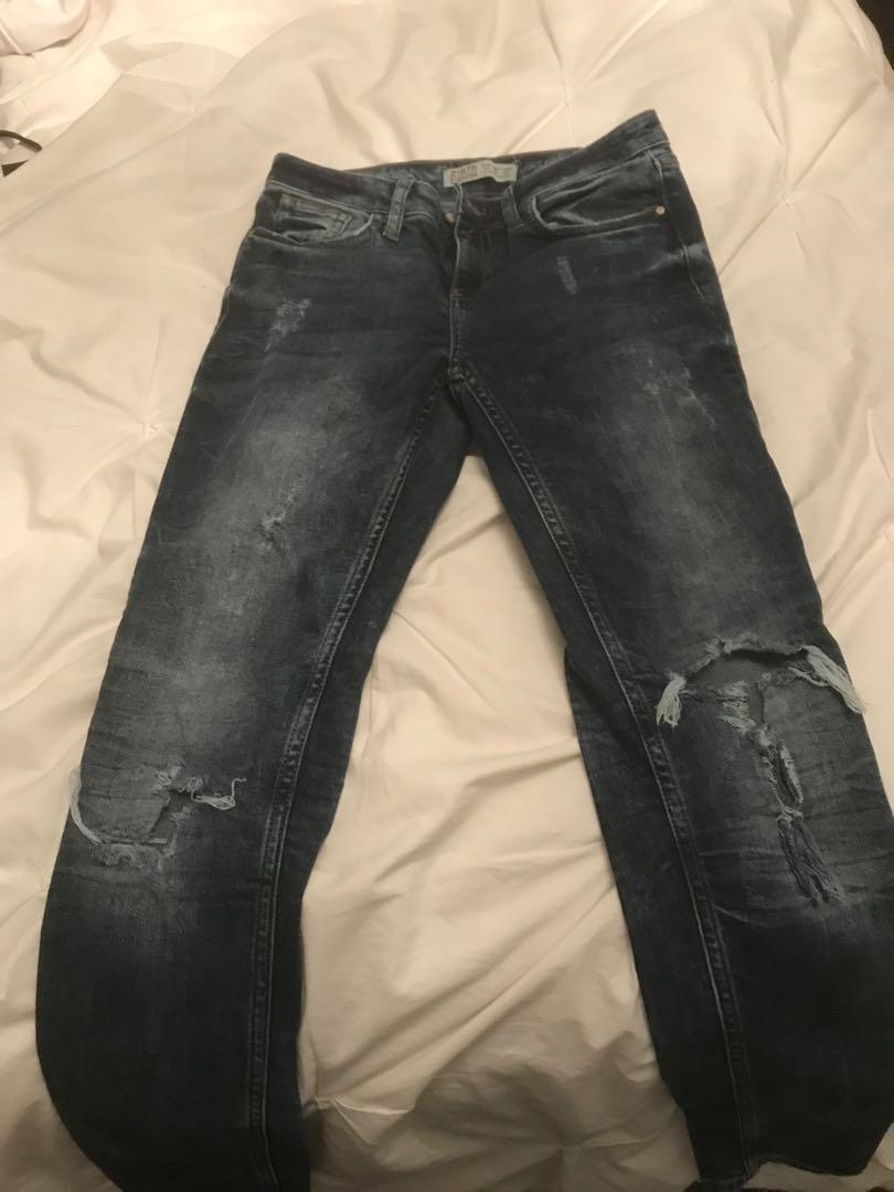10$ Zara jeans or all 3 for 25$!!!