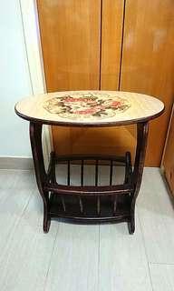 木茶几 wooden tea table