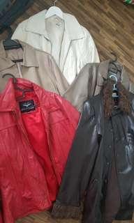 Italian Leather Jacket Original