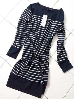 FCUK striped dress