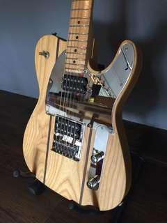Custom Made Telecaster Guitar
