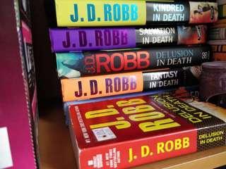 J.D.Robb series
