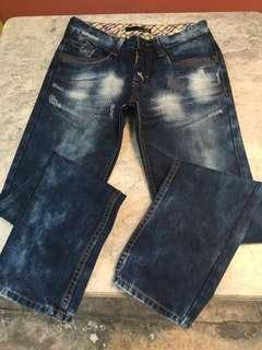 Love Moschino Jeans Size 31