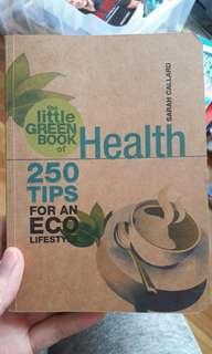 Buku Kesehatan: Health 250 Tips Eco Lifestyle