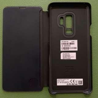 Samsung S9+ (Clear view standing cover)