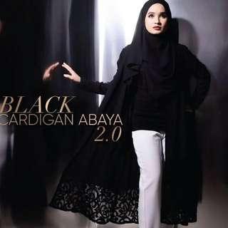 Abaya Cardigan by Bella Ammara