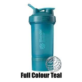 🚚 Brand New Blender Bottle Prostak 22oz (Teal)