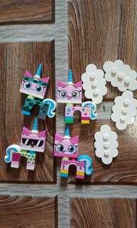 Lego unikitty combo set